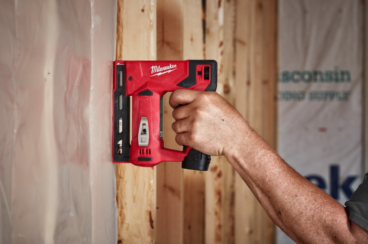 Milwaukee Tool M12 Crown Stapler