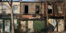 Maryland plans to tear down 4,000 vacant homes in Baltimore