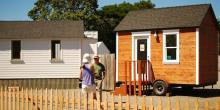 Experiment to gauge demand for tiny houses kicks off in Cleveland