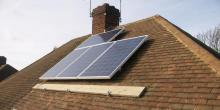 Solar installations seem to be contagious