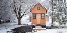 Zoning laws prompt eviction of Portland, Ore., couple from their tiny home on wheels