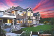 Cedar Valley Cedar-Lam Shingles on exterior of home