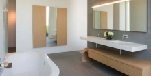 Houston-based design firm Intexure won the Built category for using Duravit products throughout a house.