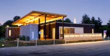 Deltec Homes, Appalachiann State University, Solar Homestead, energy efficient