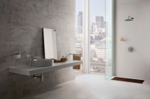 Graff's Terra Collection for the bathroom