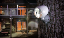 Mr. Beams LED Spotlights feature NetBright technology.