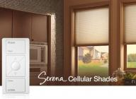 Lutron Serena Remote-Controlled Shades
