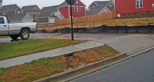 The EPA has announced the release of a voluntary Construction General Permit compliance template for residential lots disturbing 1 acre or less