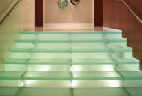 ThinkGlass glass stairs
