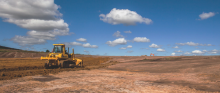 Land development for building homes