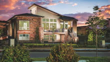 Single-family home at NorthSky at RidgeGate, in Lone Tree, Colo.