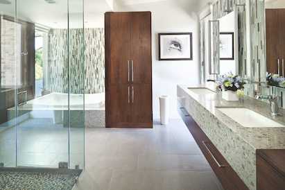New approaches to master bath design pro builder