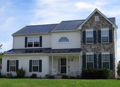 CertainTeed Apollo Solar Roofing System