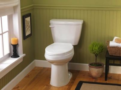 Gerber Viper high-efficiency toilets