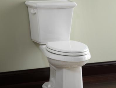 Gerber, Logan Square, toilet