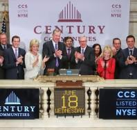 Century Communities at NYSE