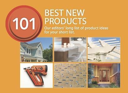101 Best New Products - 2012