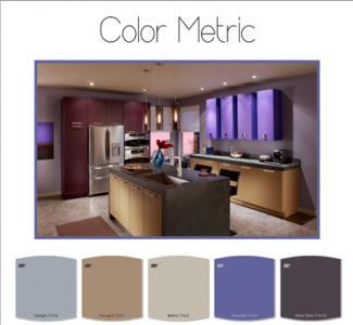 Behr, BehrPro, color forecast, 2013, blue, palettes, contractors