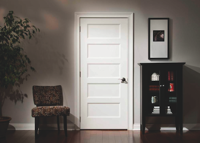 CMI, CraftMaster Conmore, flat-panel interior door, 101 best new products