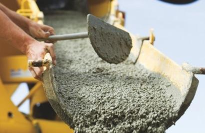 Buying concrete, purchasing, home construction, home building, homebuilding