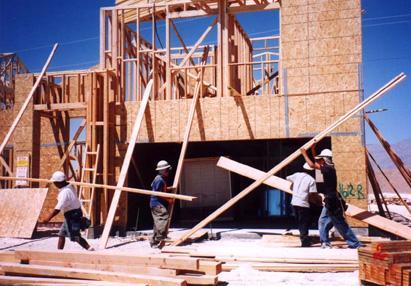 home builders, market, housing market