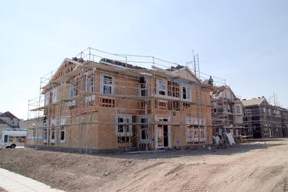 housing starts, August 2012, Census Bureau, HUD, increase, 2.3 percent