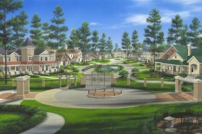 MainStreet America, a multi-million dollar home shopping venue set on a 14-acre