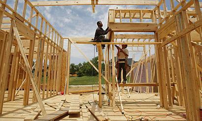 new home sales, housing starts, 2011 housing market