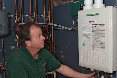 Noritz NRC83 tankless water heater