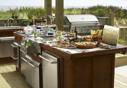 Outdoor living, professional builder survey, outdoor living trends