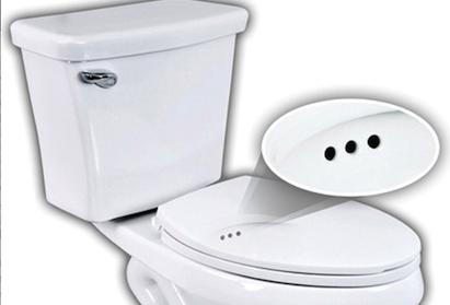Penguin Model 524 toilet