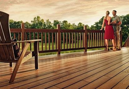 Created using TruLast Technology by Eastman Chemical Co., Perennial Wood resists