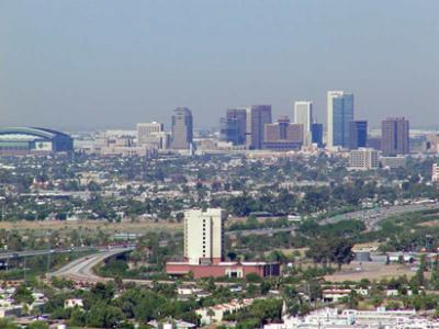 7 cities, home price increases, Case-Shiller Home Price Index, annual, Phoenix