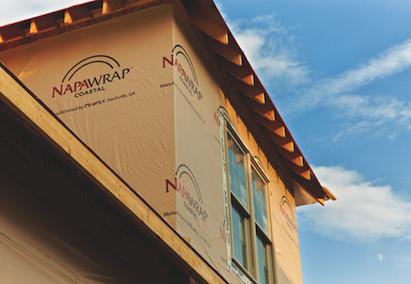 NapaWrap Coastal, Propex, house wrap, tear-free guarantee, 101 best new products
