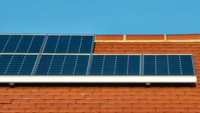 photovoltaic roofing