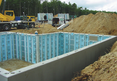 Xi and r 5 insulated precast concrete wall systems pro for Superior wall system