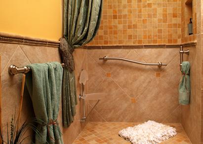 Next-gen universal design for bathrooms and kitchens