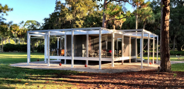 Walker Guest House Replica Celebrates Sarasota