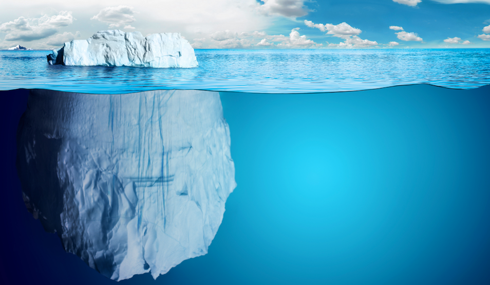 tip of VPO iceberg-bulk submerged-the sinking of a home builder